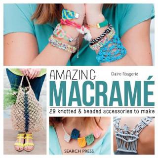 Carte Amazing Macrame Claire Rougerie