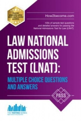 Carte Law National Admissions Test (LNAT): Multiple Choice Questions and Answers How2Become