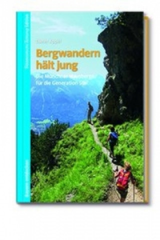 Kniha Bergwandern hält fit Dieter Appel