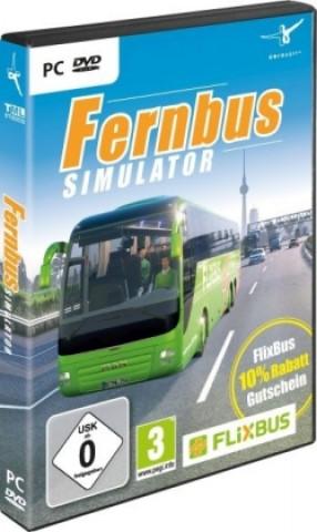 Der Fernbus Simulator, CD-ROM