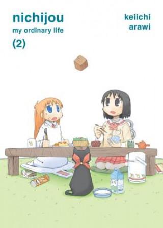 Nichijou Volume 2