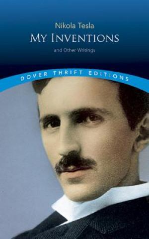 Carte My Inventions Nikola Tesla