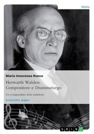 Könyv Herwarth Walden Maria Innocenza Runco