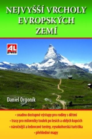Nejvyšší vrcholy Evropských zemí