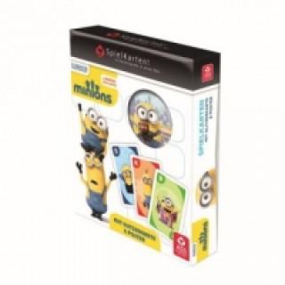 SpielKarten!, Minions (Spielkarten)