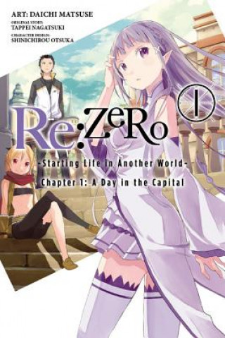 Re:ZERO -Starting Life in Another World-, Chapter 1: A Day i