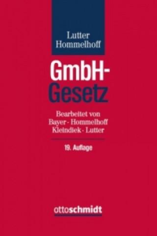 GmbH Gesetz (GmbHG), Kommentar