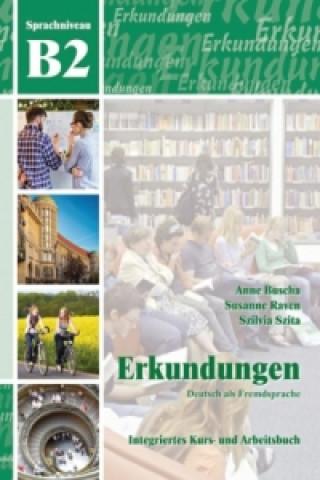 B2 Integriertes Kurs- und Arbeitsbuch, m. Audio-CD