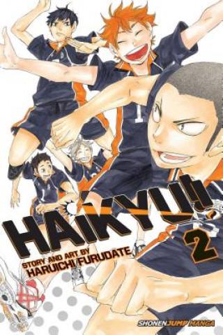 Carte Haikyu!!, Vol. 2 Haruichi Furudate