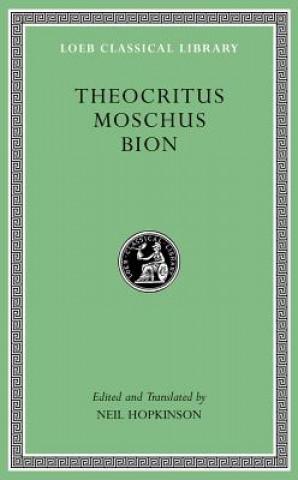 Theocritus. Moschus. Bion