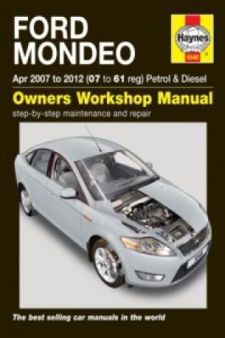 Ford Mondeo 07-12 Service and Repair Manual