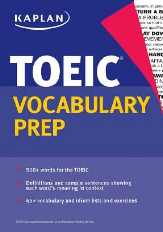 TOEIC VOCABULARY PREP