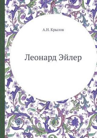 Kniha Leonard Ejler A N Krylov