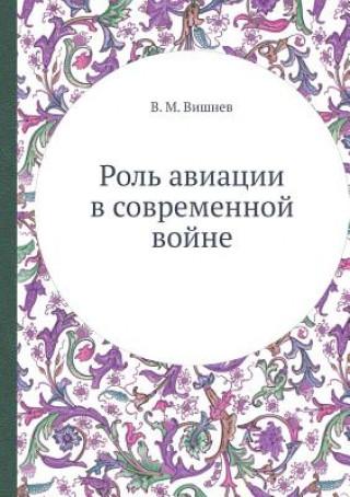 Carte Rol Aviatsii V Sovremennoj Vojne Vishnev V.M.
