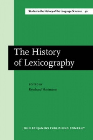 History of Lexicography