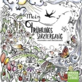 Carte Mein Frühlingsspaziergang Rita Berman