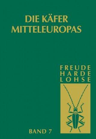 Carte Die K fer Mitteleuropas Heinz Freude