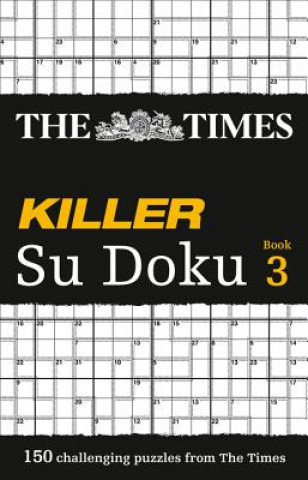 Times Killer Su Doku 3