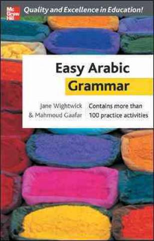 Carte Easy Arabic Grammar Jane Wightwick