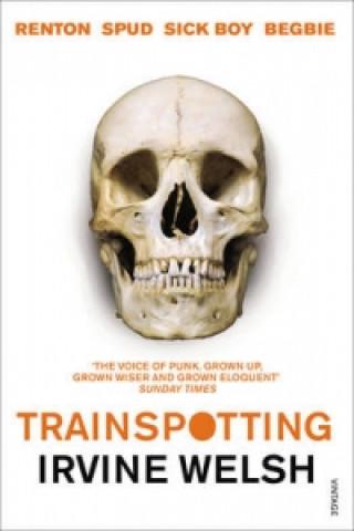 Carte Trainspotting Irvine Welsh