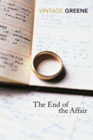 Carte End Of The Affair Graham Greene