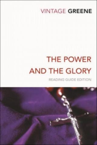 Carte Power And The Glory Graham Greene