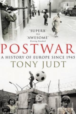 Carte Postwar Tony Judt