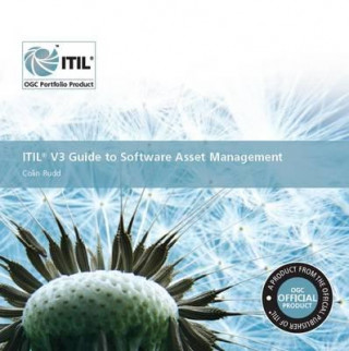 Kniha ITIL V3 guide to software asset management Colin Rudd