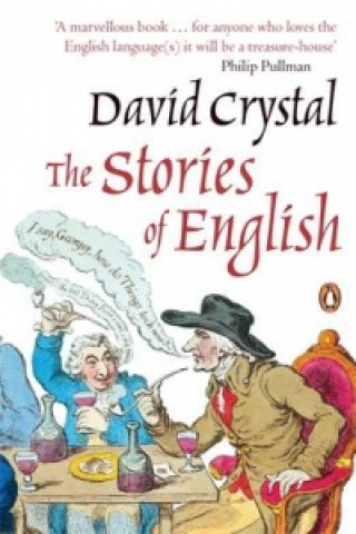 Carte Stories of English David Crystal