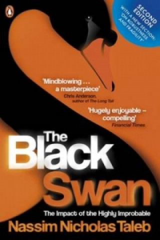 Carte Black Swan Nassim Taleb