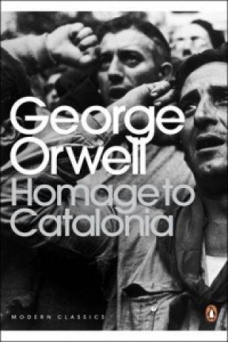 Carte Homage to Catalonia George Orwell