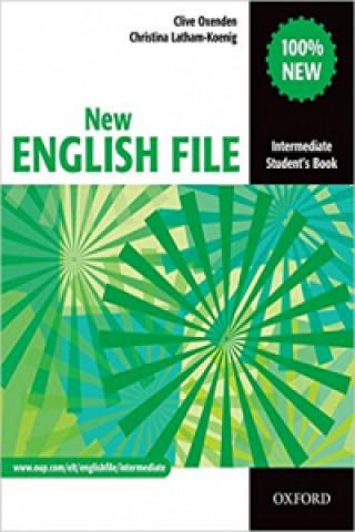 New English File: Intermediate: Student's Book