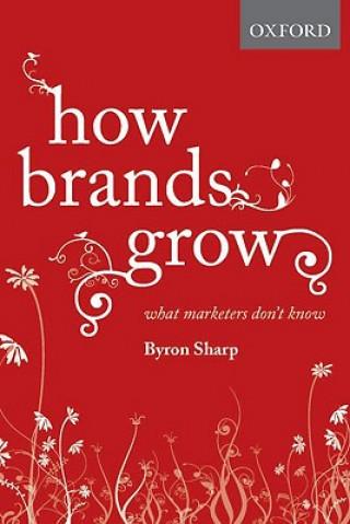 Carte How Brands Grow Byron Sharp