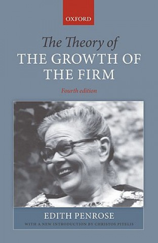 Theory of the Growth of the Firm