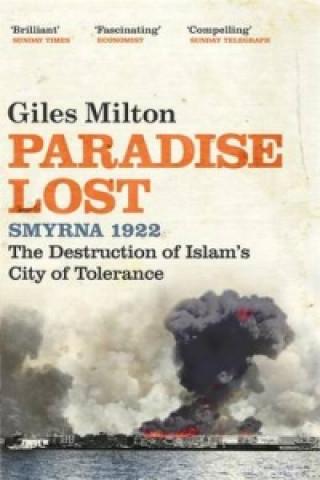 Carte Paradise Lost Giles Milton