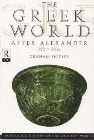 Greek World After Alexander 323-30 BC