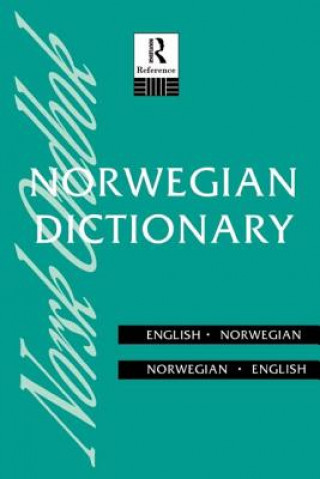 Carte Norwegian Dictionary Forlang A. S. Cappelens