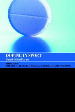 Carte Doping in Sport Robert Butcher