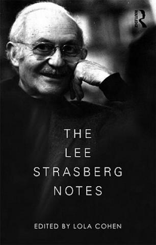 Lee Strasberg Notes