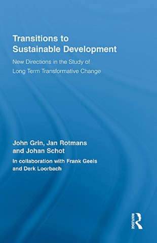 Transitions to Sustainable Development