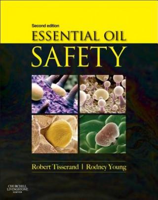 Carte Essential Oil Safety Robert Tisserand