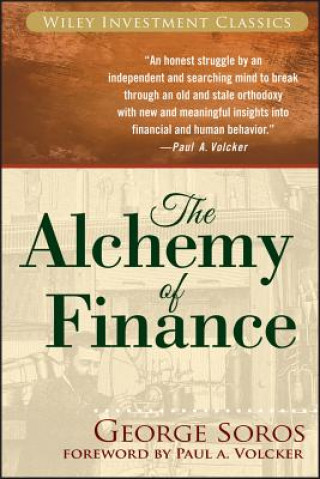 Carte Alchemy of Finance George Soros