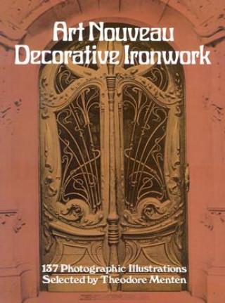 Art Nouveau Decorative Ironwork