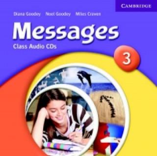 Cambridge University Press Messages 3 Class CDs