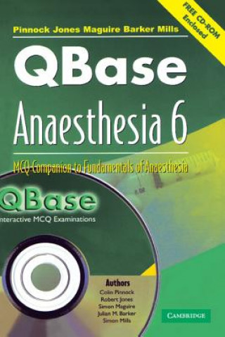 QBase QBase Anaesthesia with CD-ROM