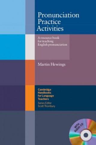 Pronunciation Practice Activities Book and Audio CD Pack