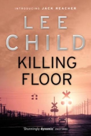 Carte Killing Floor Lee Child