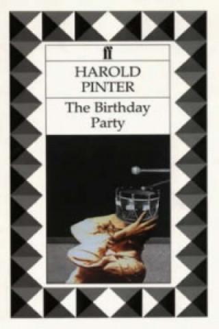 Carte Birthday Party Harold Pinter