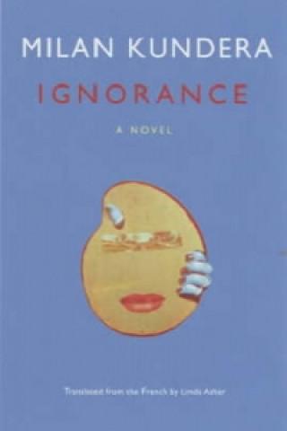 Carte Ignorance Milan Kundera