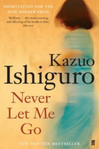 Carte Never Let Me Go Kazuo Ishiguro